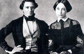 Jefferson and Varina Davis