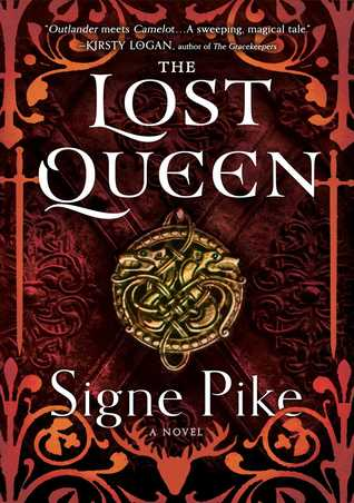 The lost queen is a book about the Arhurian legend that takes place in early Scotland. Early medieval