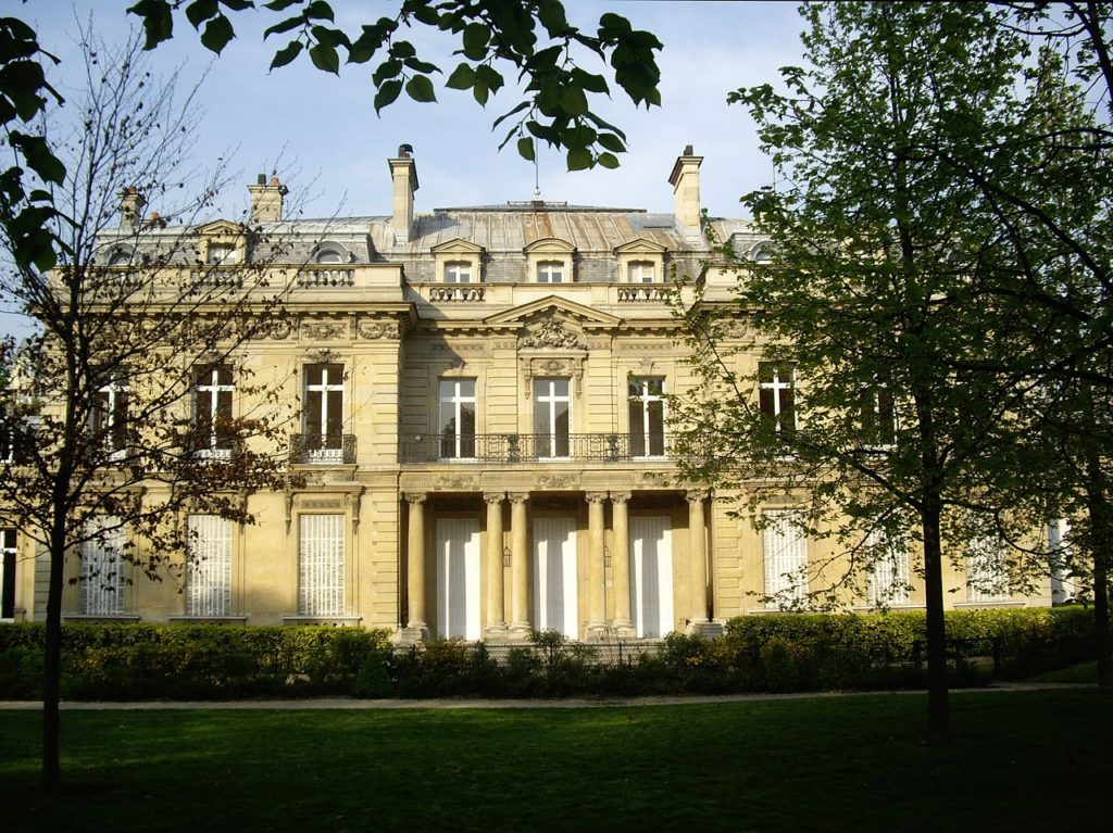 Rothschild mansion #HouseofGold #histfic #historicalfiction